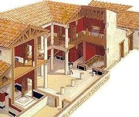 housing in athens ancient greece