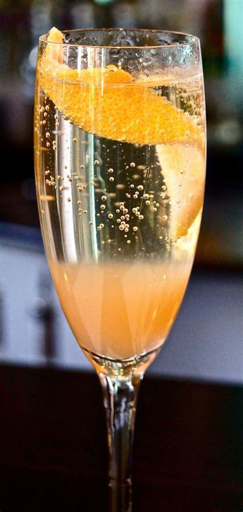 bellini signature drink entertaining pinterest