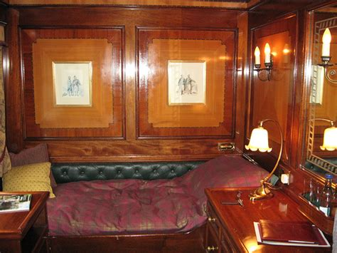 Trains With Cabins by Cabin Royal Scotsman Flickr Photo
