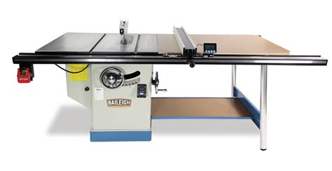 Professional Tables by Professional Cabinet Table Saw Ts 1248p 52 Baileigh
