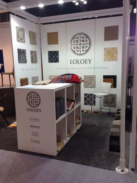 trade show booth design new york loloey carpets bdny javits center new york ny the