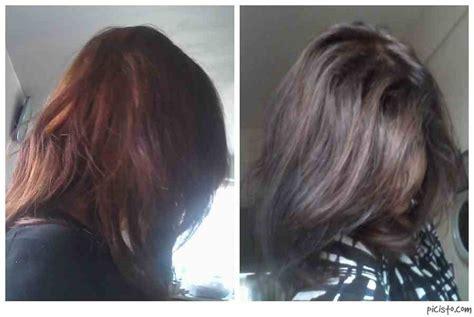 light ash hair color yellowish orange hair clairol nice n easy 6a natural light ash brown hair color