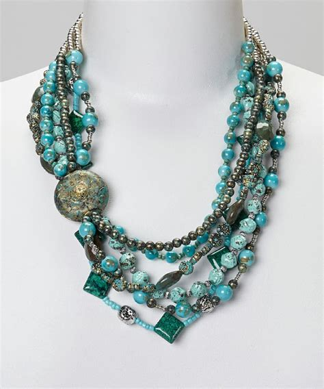 best 25 multi strand necklace ideas on seed