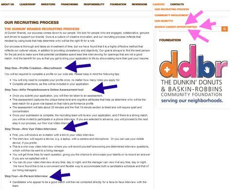 baskin robbins career guide baskin robbins application