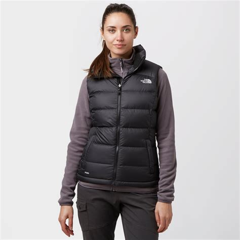 North Face Uk Gift Card - the north face women s nuptse 2 down vest