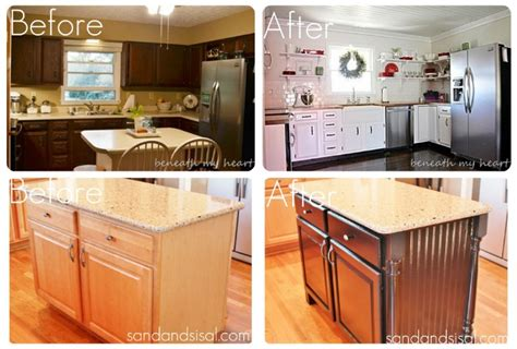 how to upgrade kitchen cabinets on a budget 7 ways to update your kitchen on a budget home stories a