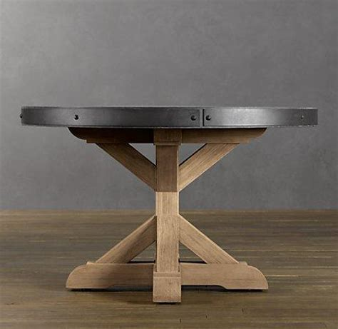 Restoration Hardware Concrete Dining Table Concrete Dining Table Dining Tables Restoration Hardware