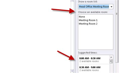 Room Finder by How To Find Available Meeting Rooms