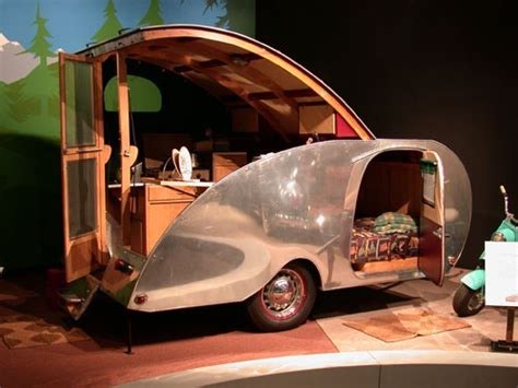 retro teardrop cer for sale 1950 kamp master teardrop trailer teardrop pinterest