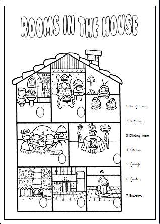 parts house printable exercises click to close or click and drag to move english