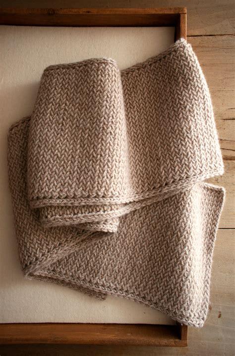 knitting pattern herringbone scarf diy gifts for men 20 free knitting patterns to take your