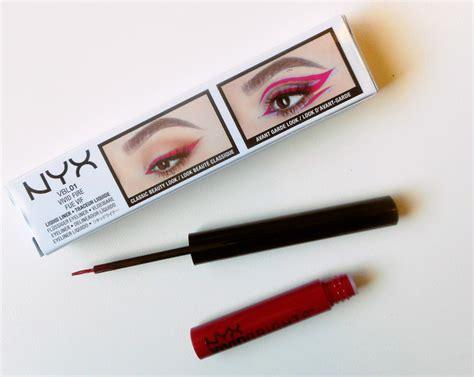 Nyx Eyeliner nyx brights eyeliner review