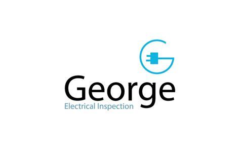 design logo electrical electrical inspecting testing logo design