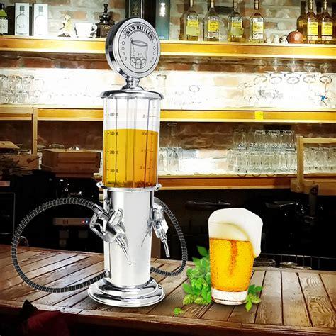 Gas Station Detox Drinks by Single Gun Bar Butler Liquor Wine Soda Soft