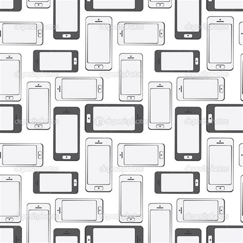 pattern mobile html mobile devices smartphone seamless pattern background