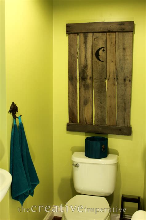 outhouse bathroom the creative imperative a bathroom update the chartreuse