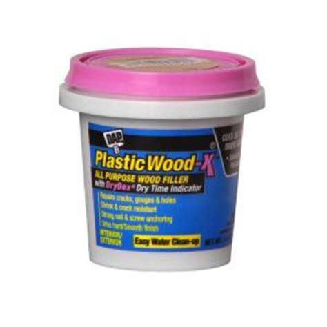 wood filler home depot dap plastic wood x 5 5 oz all purpose wood filler 00540