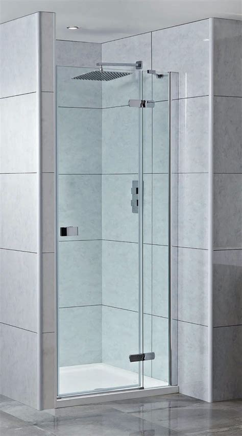 Frameless Hinged Glass Shower Doors Idyllic 900mm 8mm Glass Hinged Frameless Right Shower Door Se800r