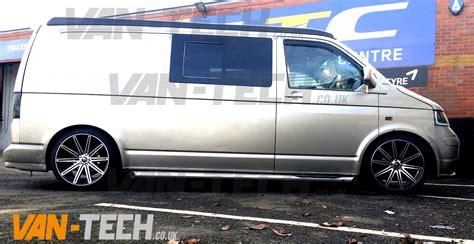 volkswagen van wheels axe ex 15 alloy wheels 20 quot black polished vw t5 van van tech