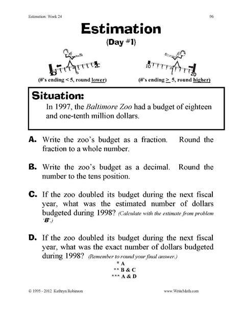 100 3rd grade math worksheets tls pictures on