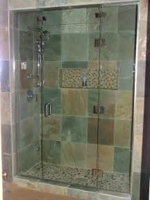 glass shower doors custom decorative bathroom frameless