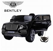 Bentley Kids Electric Cars Licensed 6v &amp 12V Bentleys