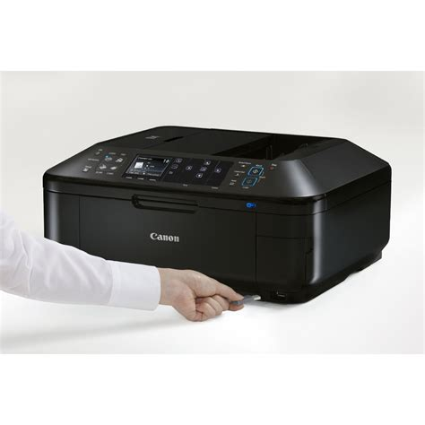 Usb Printer Canon canon pixma mx882 wireless office all in one inkjet printer