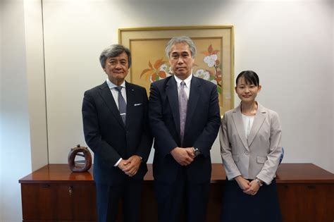 Consular Officer by President Of Yokohama National Call To The