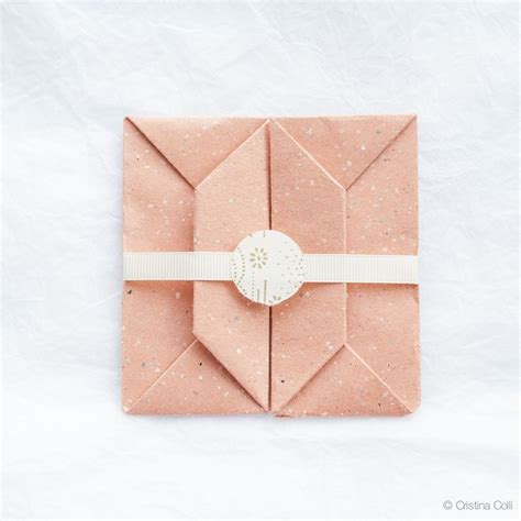 Easy Origami Envelope - 25 unique origami envelope ideas on paper