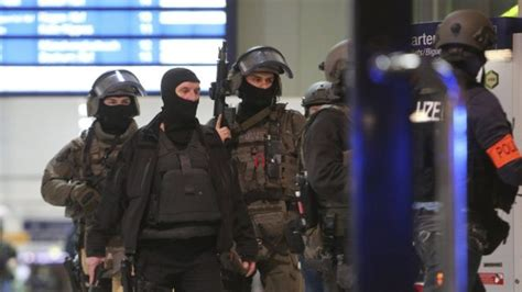 axe attack in germany germany axe attack seven injured at train station click