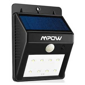 best solar powered motion security light best solar powered outdoor security lights best outdoor