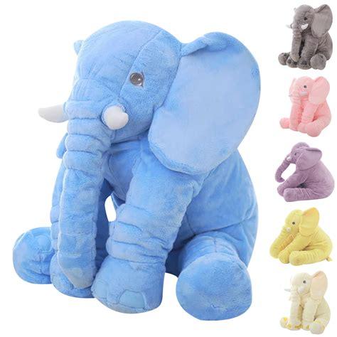 large stuffed 60cm large plush elephant doll