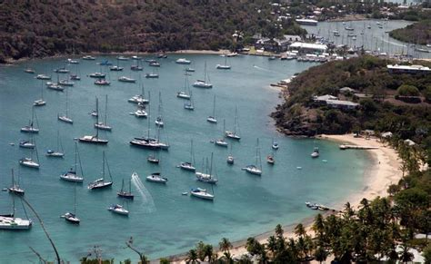 yacht week boat reviews almost 100 yachts for antigua sailing week yachting world