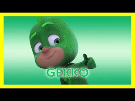 meet gekko pj masks books pj masks meet gekko