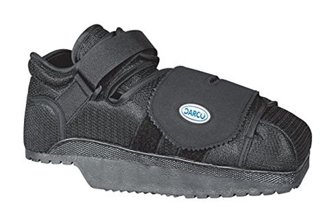 alimed hq3b darco heel wedge healing shoe large price
