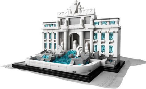 Lego Architecture 21020 Trevi lego architecture trevi 21020