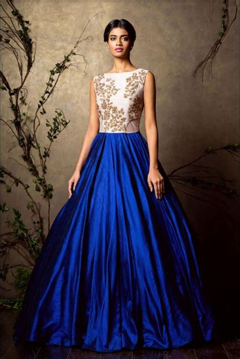 Wedding Dresses Designer Blue by 15 Top Designer Indian Engagement Dresses Shilpaahuja