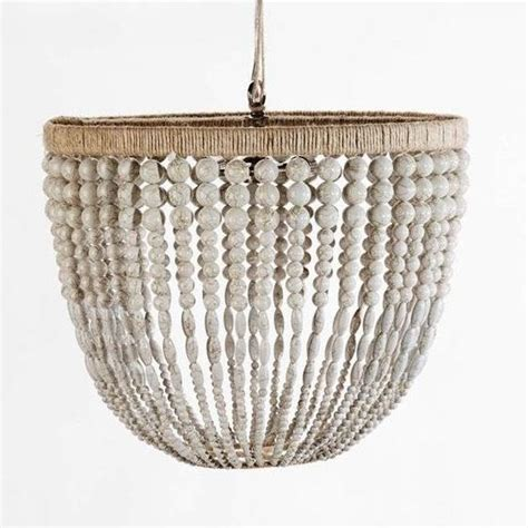 Beaded Light Fixture The Beaded Ceiling Light Fixture Places Spaces And Decoratio