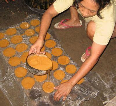 kuliner asli indonesia cara membuat gula merah