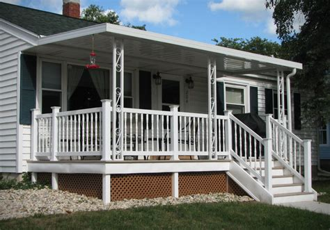 metal porch awnings aluminum awnings northrop awning company