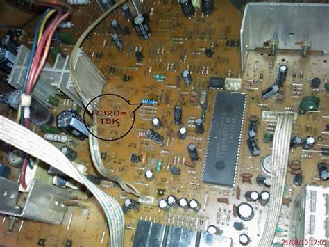 Tv Tabung Goldstar buku persamaan ic dan transistor tester erogonsaver