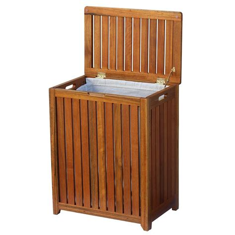 Oceanstar Solid Wood Spa Laundry Her Trh1330 The Home Laundry Wood