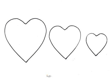 imagenes de corazones moldes home kids inspiraci 243 n y creatividad 10 moldes gratis