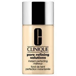 Foundation Clinique Pore Refining top 5 foundations ajoure de