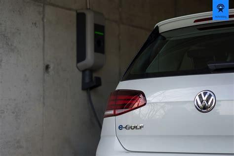 ladestation elektroauto zu hause elektroauto zu hause laden wallbox f 252 r den vw e golf
