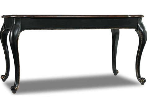 writing desk 60 x 30 hooker furniture grandover black with gold accents 60 l x
