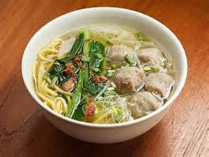 mie bakso recipe noodles amp meatballs by rahul chef and