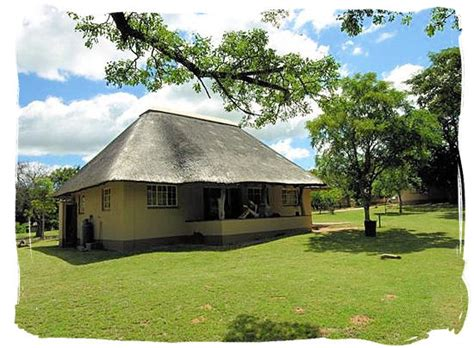 Family Cottages by Pretoriuskop Restc Kruger National Park South Africa
