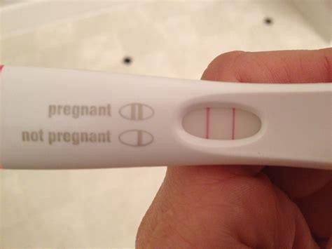 test positivi positive pregnancy test chainimage