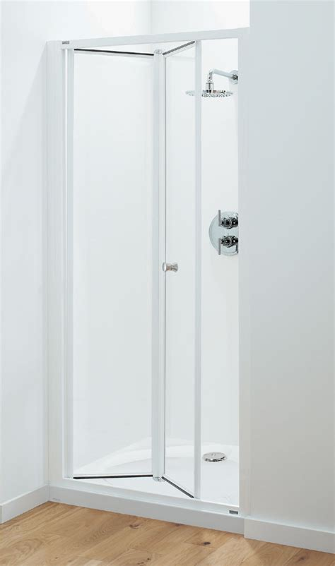 Coram Shower Doors with Coram Optima Bi Fold Shower Door At Plumbing Co Uk Now